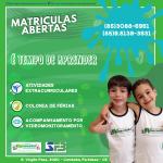 Matrícula Colégio Expansão Educacional